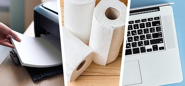 Dinge, die du nur recycelt kaufen solltest