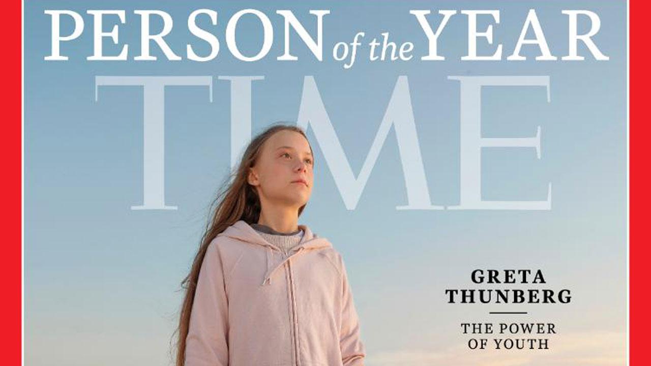 """""""Person des Jahres"""": Trump ätzt gegen Greta und lässt sein Team das Time-Cover ändern"""