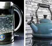 Kochtopf Wasserkocher
