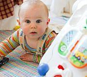 Nestbau Baby Spielzeug