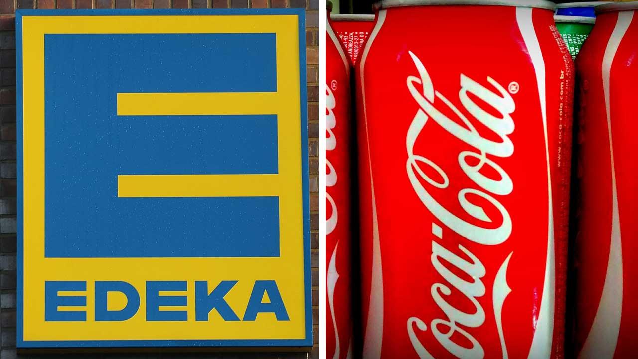 Edeka Coca Cola