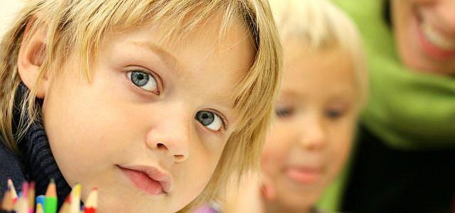 Konzentrationsübungen für Kinder