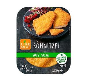 Like Meat Schnitzel vegan