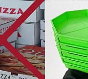 mehrweg pizzakarton pizza bow