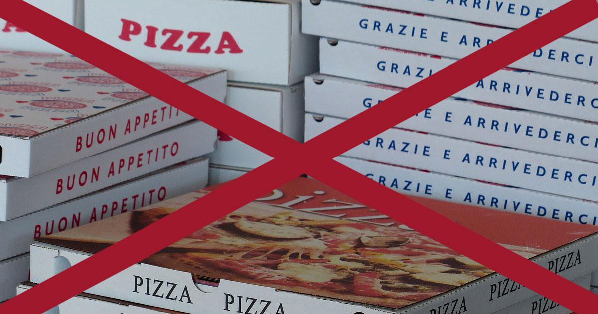 Pizza ohne Müll: Deutscher Jung-Unternehmer erfindet Pizzakarton-Alternative