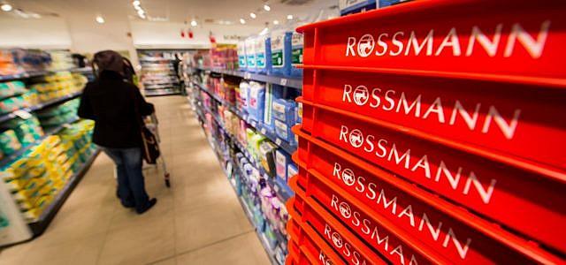 Rossmann, Abfüllstationen, Waschmittel, Spülmittel, Duschgel, Shampoo