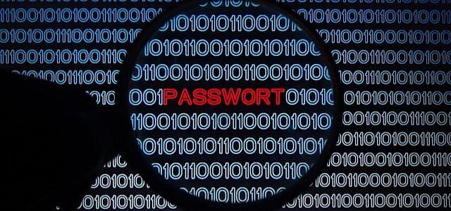sichers passwort