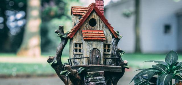 Tiny Houses kannst du für deinen Urlaub mieten.