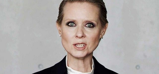 Be a lady they said, Cynthia Nixon