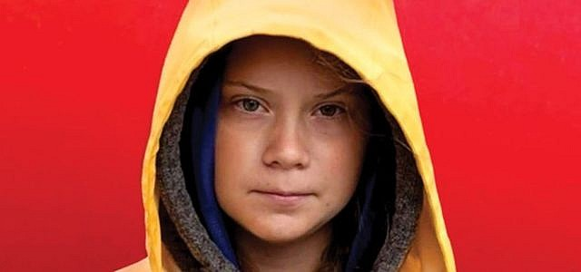 Greta Thunberg, BBC, Serie
