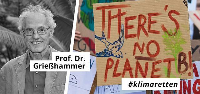 Rainer Grießhammer #klimaretten