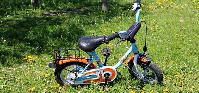Fahrrad fürs Kind
