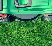rasen mulchen Rasenmäher