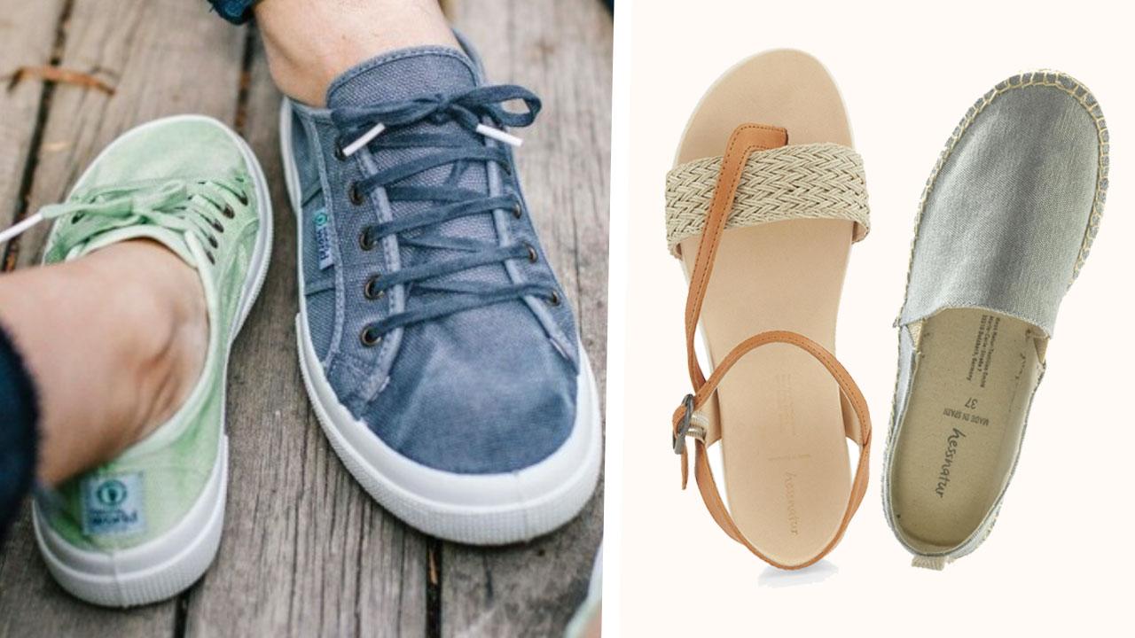 10 faire Schuh Labels für den Frühling – nachhaltig & leicht ...