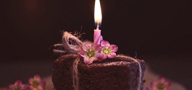 einfacher Geburtstagskuchen