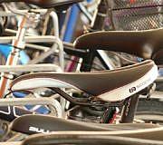 Fahrrad Sattel einstellen