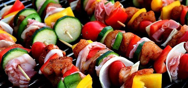 gesund grillen