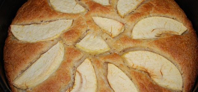 Hermann-Kuchen aus Hermann-Teig