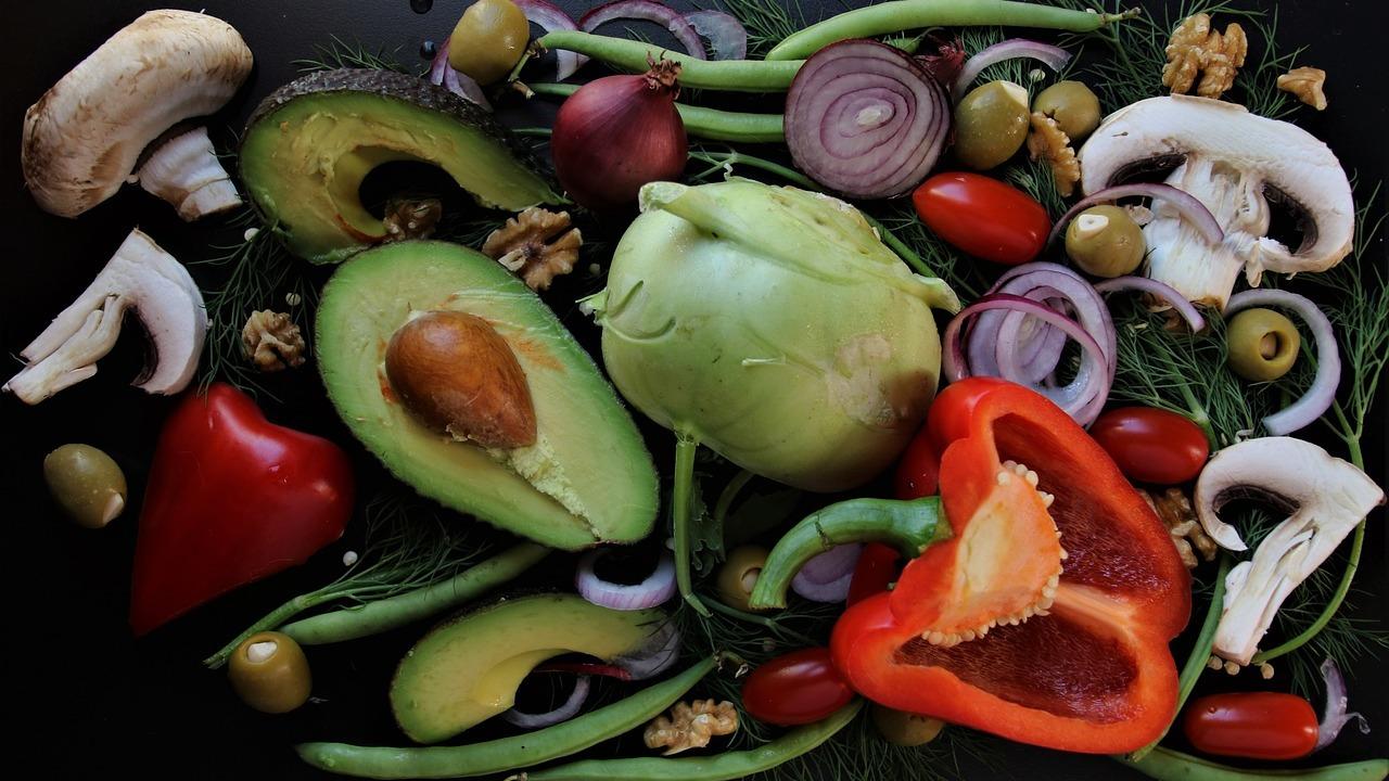 Beispiel für ovo vegetarische Ernährung