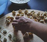 vegane Tortellini