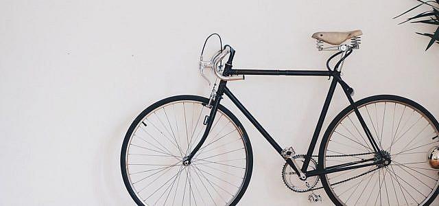 Fahrrad lackieren