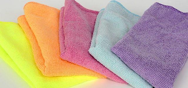 Mikrofasertuch waschen