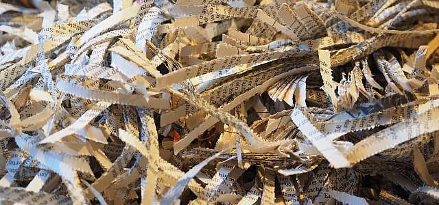 Papier Recyclin