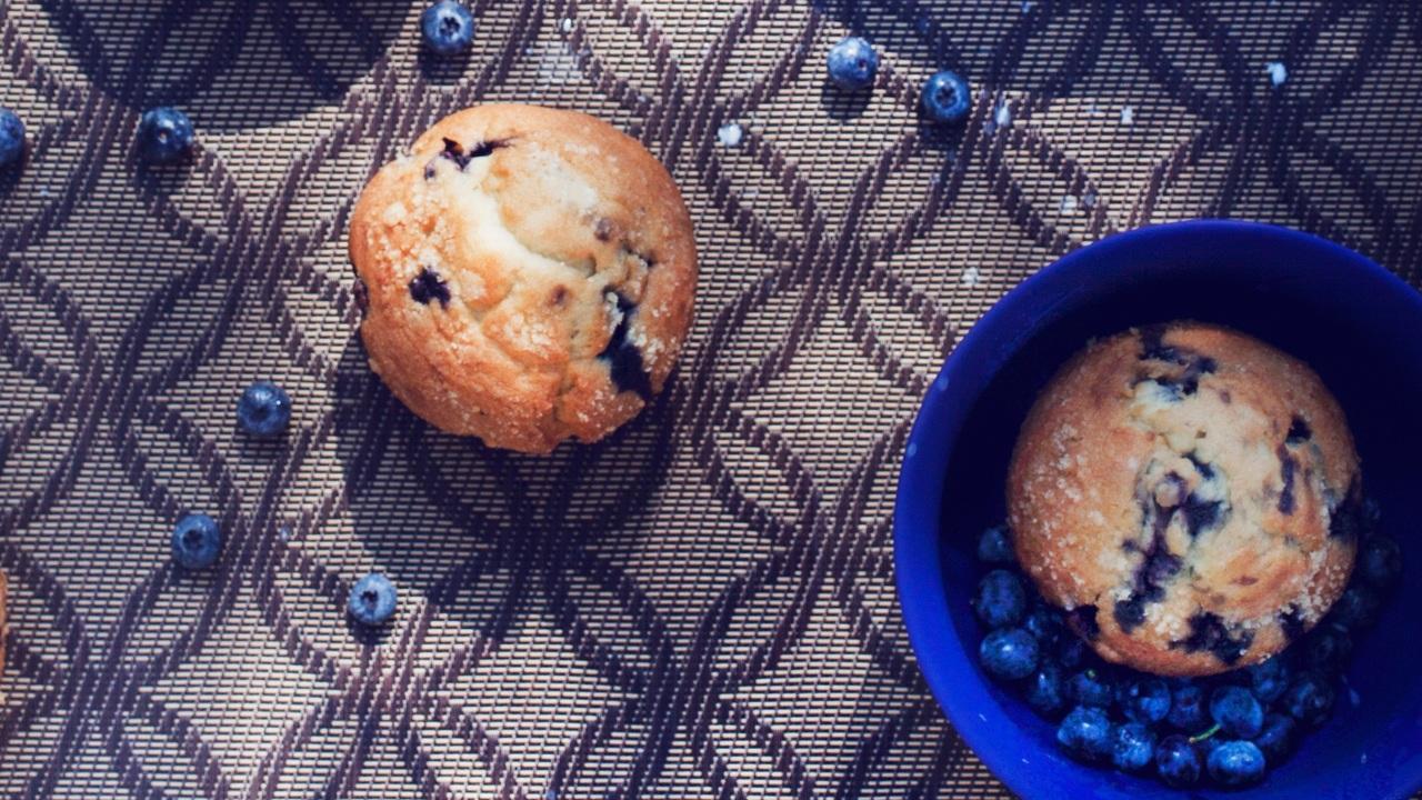 Blaubeermuffins: Ein Rezept für die saftigen Küchlein