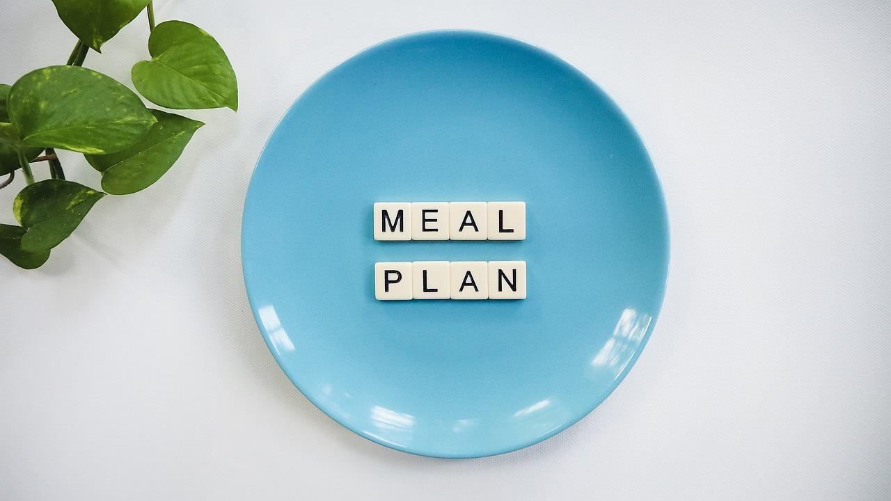 Wochenplan essen single