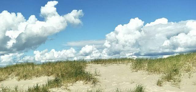 insel juist Strand, Dünen