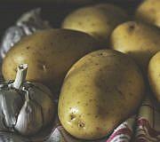 knoblauch kartoffeln