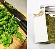 Rucola-Pesto selber machen