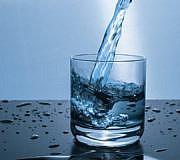 Wasser trinken ist wichtig