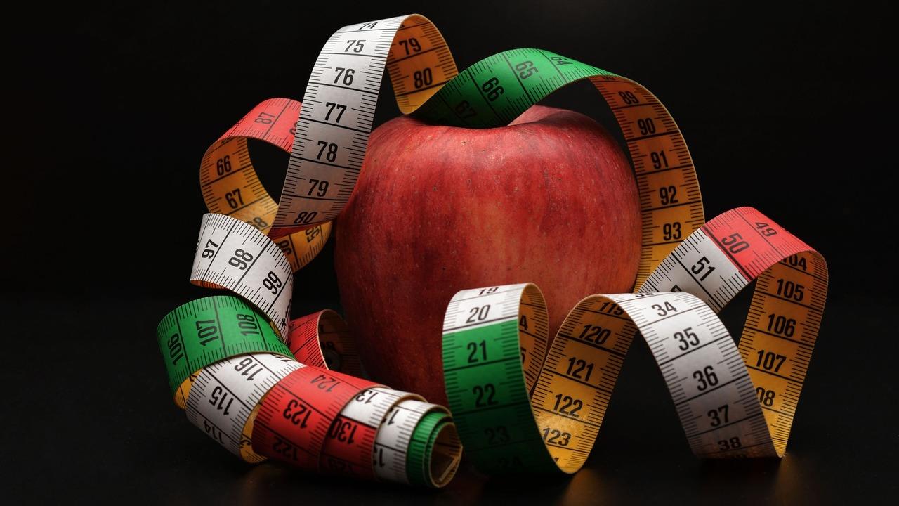 Die Protokollierung ist effektiv zur Gewichtsreduktion