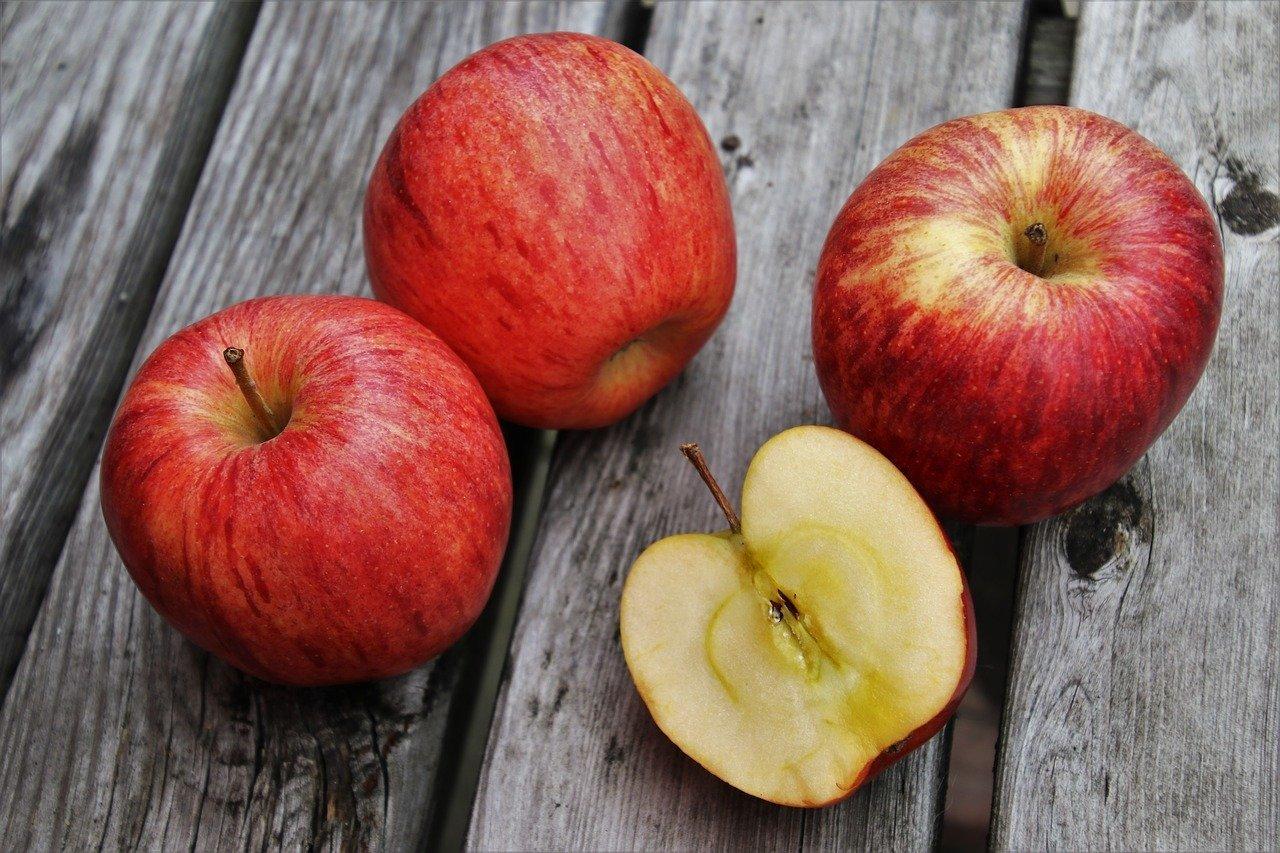 Apfelessig zur Gewichtsreduktion dient der