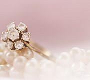Schmuck reinigen Hausmittel Gold Silber Perlen