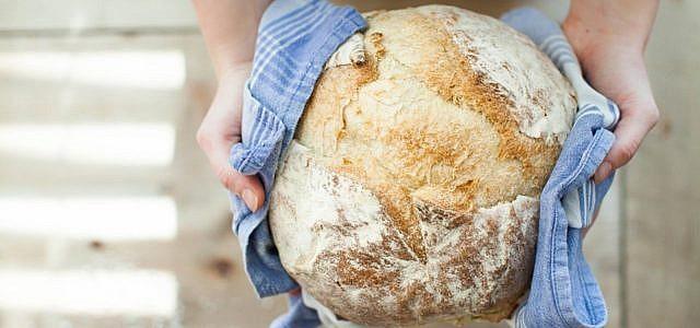 Sodabrot, auch Soda Bread genannt