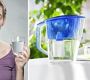 Wasser filtern