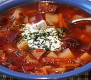 borschtsch vegetarisch