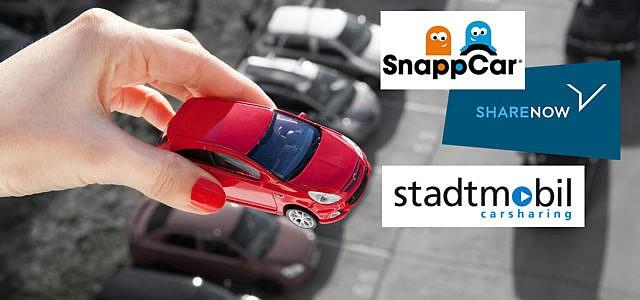 Carsharing: Anbieter, Vor- und Nachteile