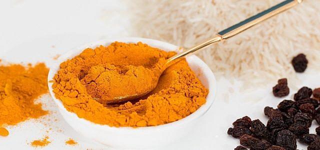 Curryflecken entfernen