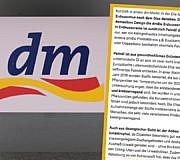 dm petition palmöl