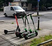 e-scooter deutschland