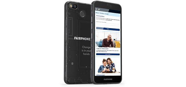 Fairphone 3 bei Tchibo mobile