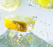 Zitronen gesund