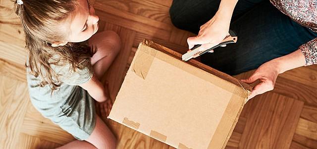 Kindersachen leiht macht Sinn und spart Geld