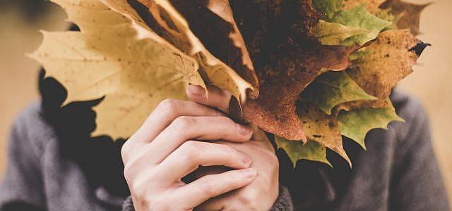 Herbstdepression Herbstblues