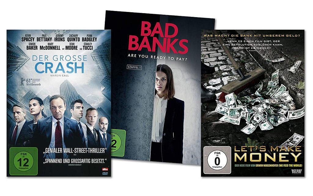 Der grosse Crash, Bad Banks, Lets make money