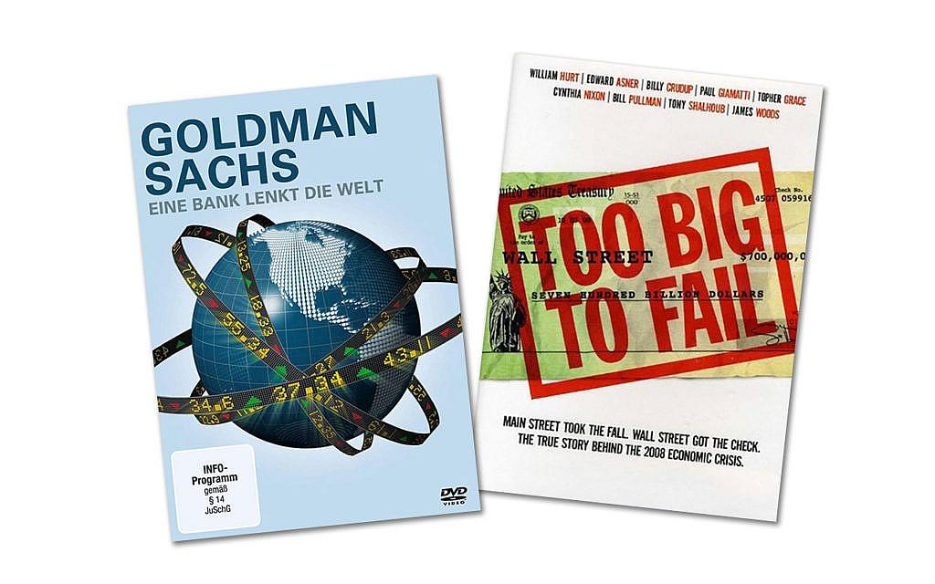 Goldmann Sachs, Too big to fail