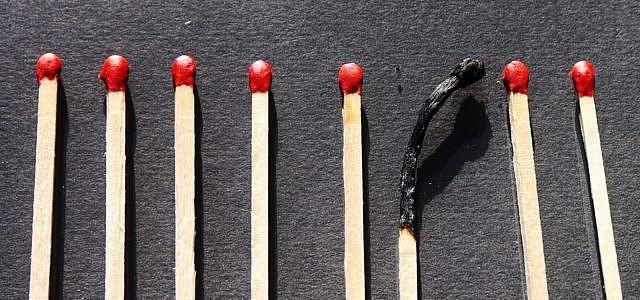 burnout symptome